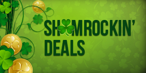 St. Patty's Day Deals