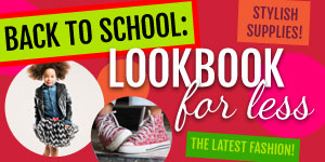 Top Back to School Coupons and Cash Back