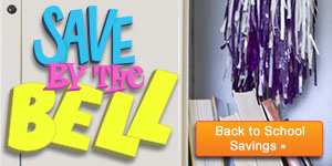 Last Chance Back to School Coupons + Cash Back