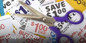 Coupon Codes from Top Stores