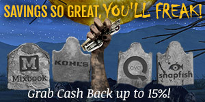 Top Coupons for Scary Savings